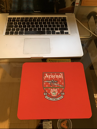 Old Crest Mouse Mat