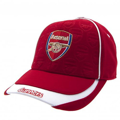 Arsenal F.C. Cap - Two colour peak