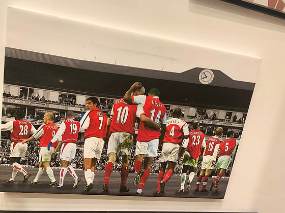 Invincibles canvas