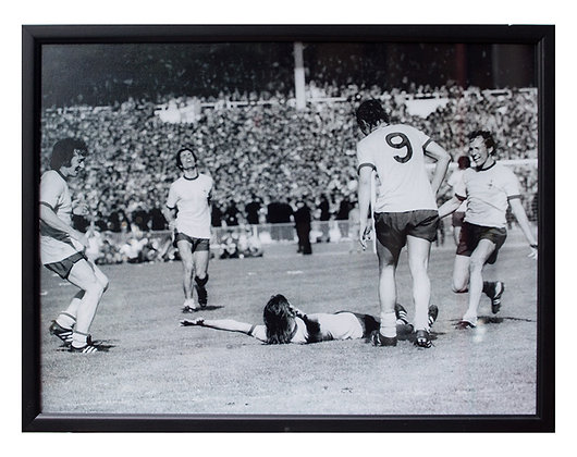 Kings of Wembley 71 - Mounted Print
