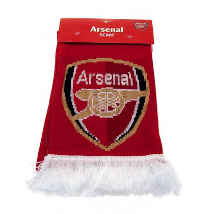 Arsenal F.C. Scarf - Red