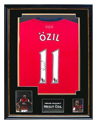 Ozil - Signed Shirt