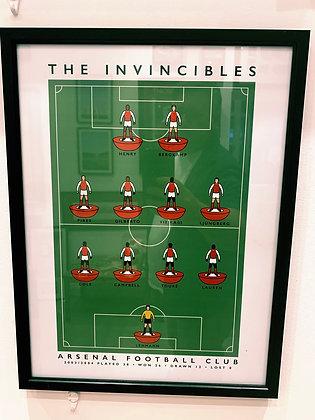 Invincibles print