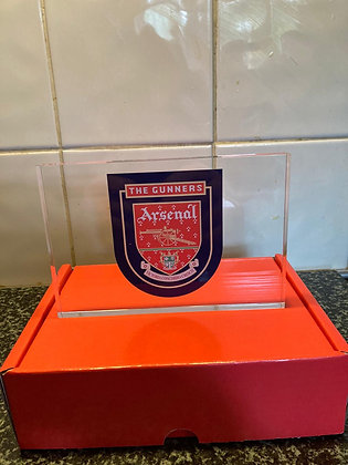 The Gunners plaque