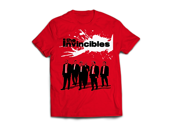 Invincibles - Arsenal Fan T-Shirt - Large