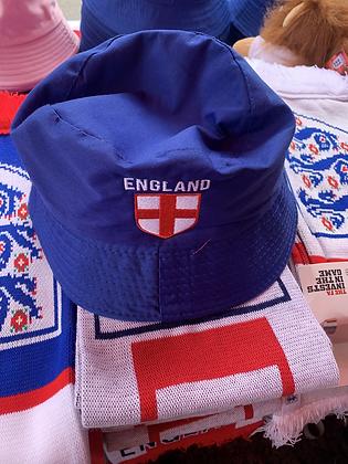 England bucket hat