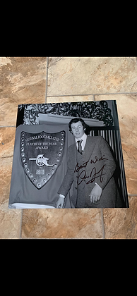 Signed brady player of year