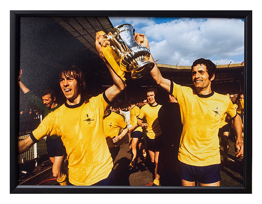 1971 FA CUP Winners - Mounted Print