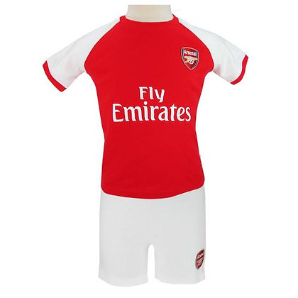 Arsenal F.C. Shirt & Short Set 9/12 mths