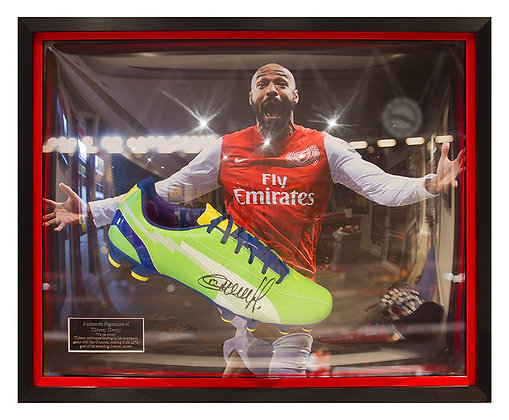 HENRY Signed boot
