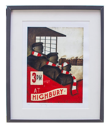 Highbury In Our Family Blood by Paine Profitt