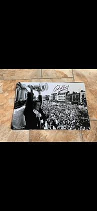 Highbury 79 celebration signed pic