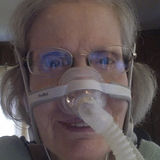 Diane Coleman with breathing mask.jpg