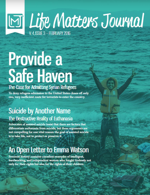 Life Matters Journal - Volume 4 Issue 3