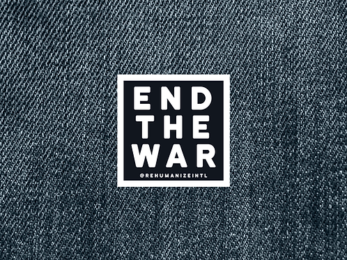 End The War Patch