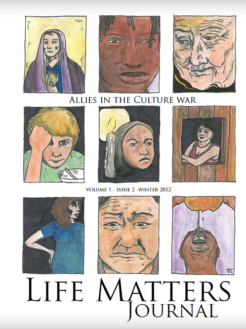 Life Matters Journal - Volume 1 Issue 2