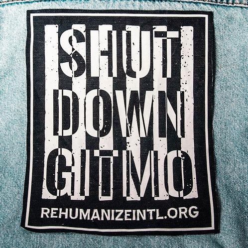 Shut Down Gitmo Patch