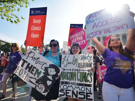 What SCOTUS's Rejection of Texas HB2 Tells Us About the Current Abortion Debate