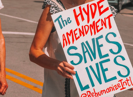 Out of Hyding: 44 Years of the Life-Saving Hyde Amendment