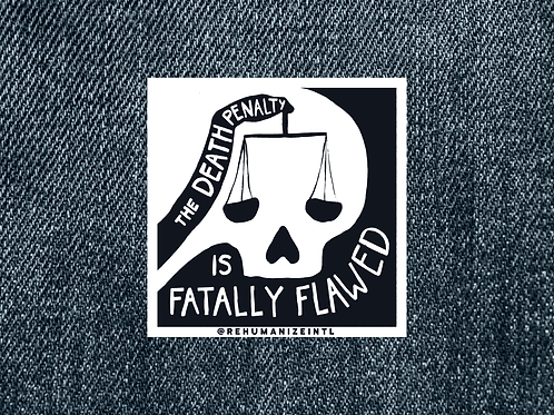 The Death Penalty is Fatally Flawed Patch