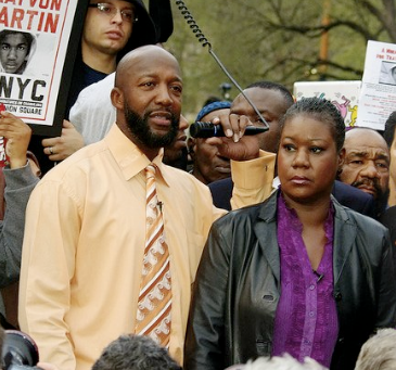 Justice for Trayvon Martin and His Parents