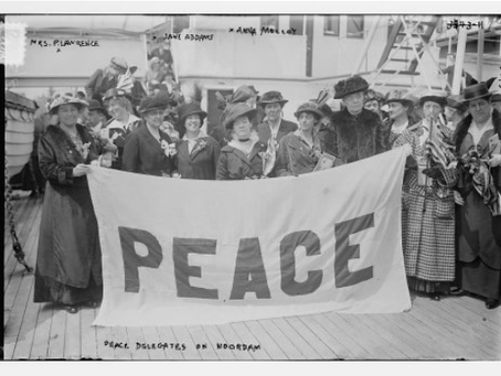 Reflections on the Women's Peace Encampment: 30 Years Later