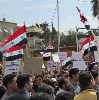 Supporting Non-Violence in Syria