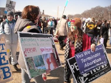 Pro-Life Feminist Collegians