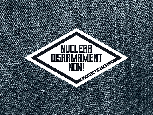 Nuclear Disarmament Now Patch