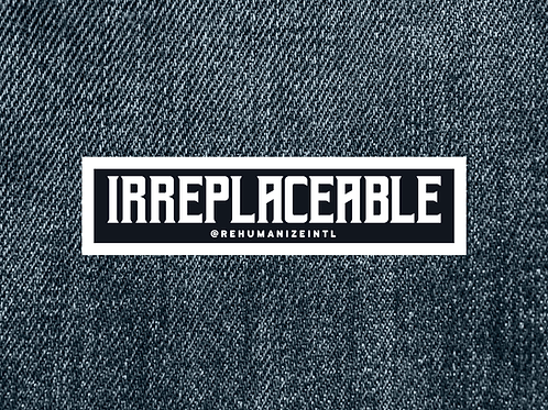 Irreplaceable Patch