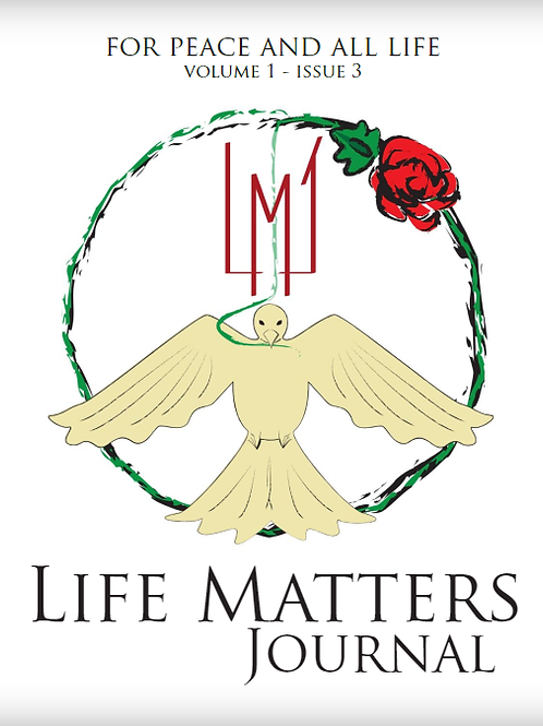 Life Matters Journal - Volume 1 Issue 3