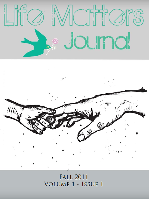 Life Matters Journal - Volume 1 Issue 1