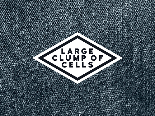 Large Clump of Cells Patch
