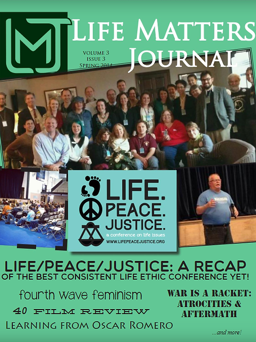 Life Matters Journal - Volume 3 Issue 3