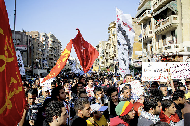 Egyptian Protests Shed Light on Rape Epidemic