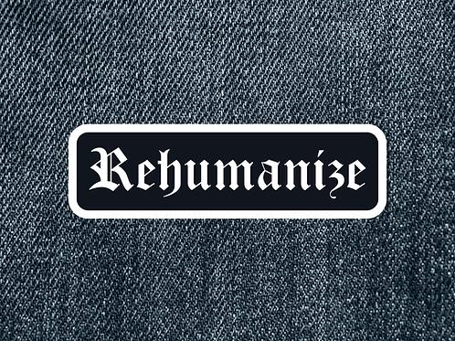 Rehumanize Patch