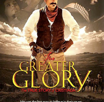 """""""For Greater Glory"""" Contrasts War & Non-Violent Action"""