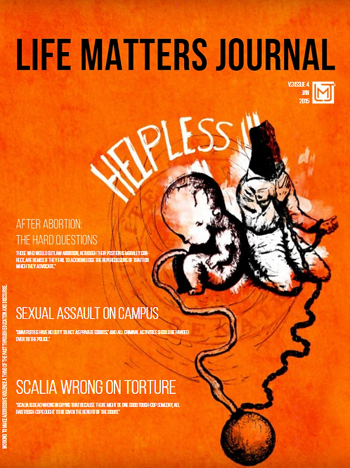 Life Matters Journal - Volume 3 Issue 4
