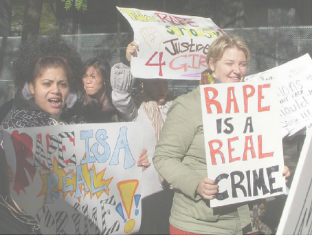 What Feeds Rape Culture?: A Response to Portrayals of Rape in the Media