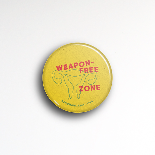 Weapon-Free Zone Button
