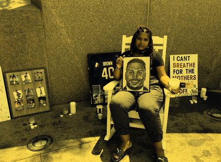 Justice For Dannielle Brown and Her Son