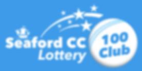 100 Club Lottery Logo white on blue.jpg