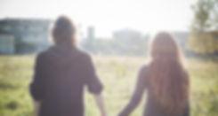 Romantisches Stroll
