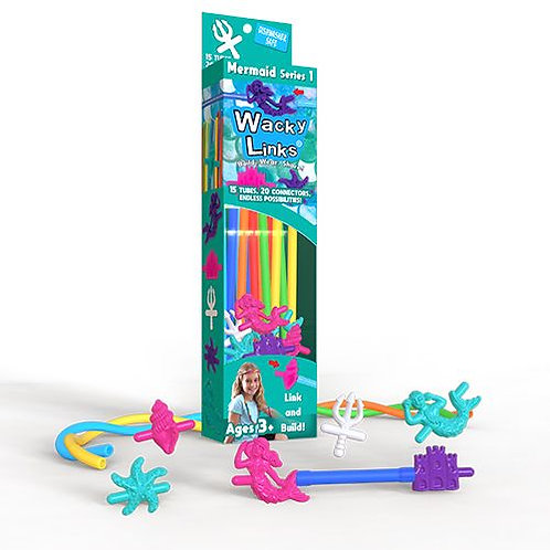 Mermaid Series 1 Wacky Links Kit