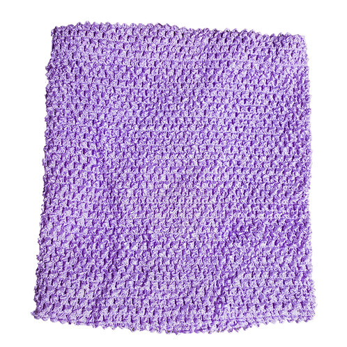 12 Lined Crochet Waffle Headbands Tutu Tops