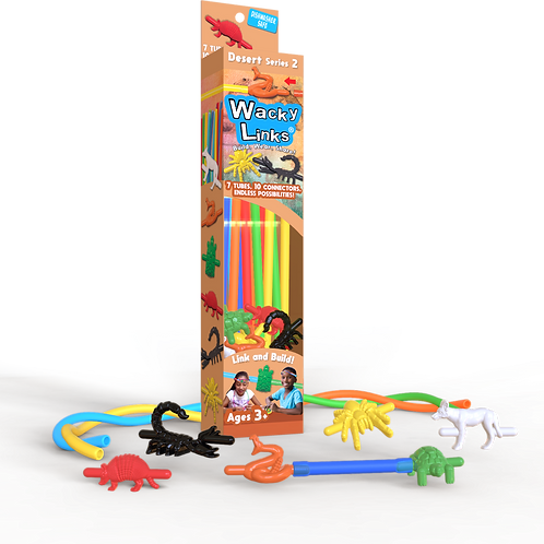 DESERT Series 2 Wacky Links Box Kit