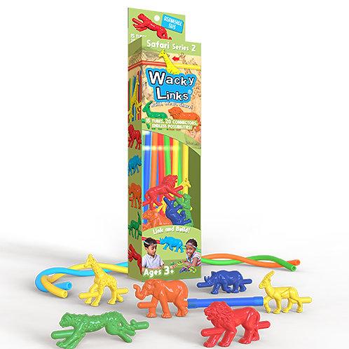 Safari Series 2 Wacky Links Box Kit