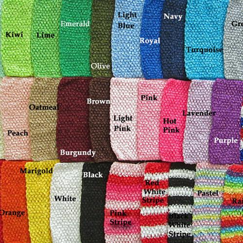 Crochet Tutu Supplies Little Miss Prim
