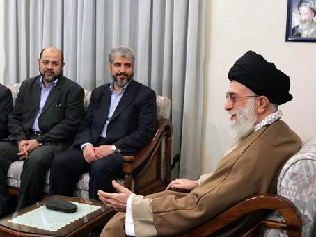 Iran et Hamas