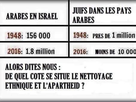 Tenter d'expliquer le conflit israélo-palestinien ?